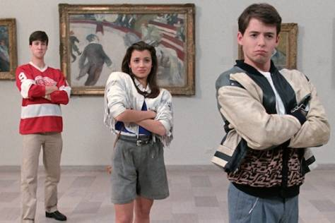 (Ferris Bueller's Day Off, 1986)