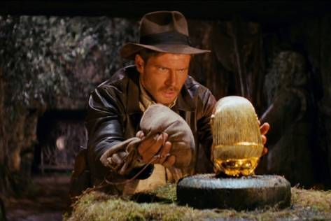 (Raiders of the Lost Ark, 1981)