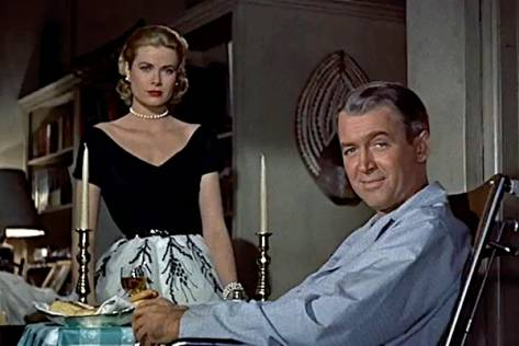 (Rear Window, 1954)