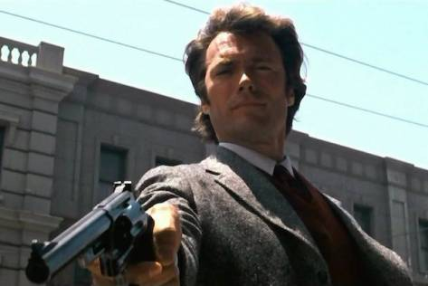(Dirty Harry, 1971)