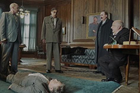 Film Review The Death of Stalin