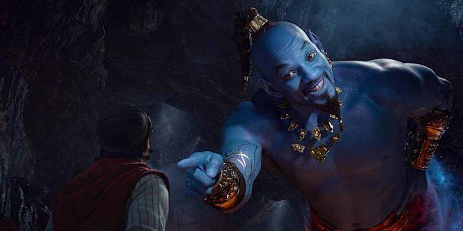 """""""Aladdin"""" e as novas versões da Disney: da melhor à pior"""