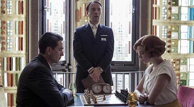 "Na Netflix, ""O Gambito da Rainha"" fala de prodígio feminino do xadrez"