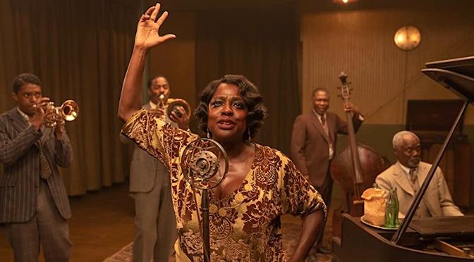 """A Voz Suprema do Blues"" confina talento de Chadwick Boseman"
