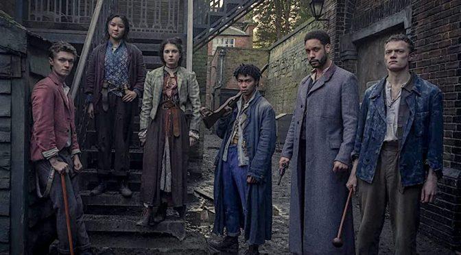 """Os Irregulares de Baker Street"": os aprendizes de Sherlock da Netflix"