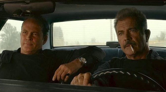 """Justiça Brutal"", a tocaia de Mel Gibson e Vince Vaughn"