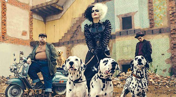 """""""Cruella"""": duas atrizes geniais e um filme com personalidade"""