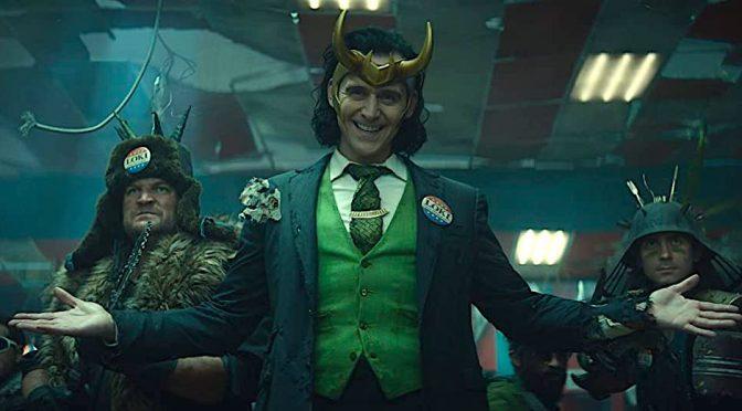"""Os 2 primeiros episódios: """"Loki"""" chega chegando"""