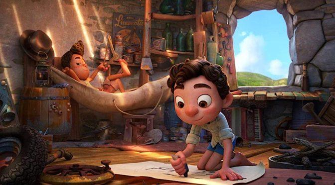"""""""Luca"""": férias na Itália (até o fundo do mar) com a Pixar"""